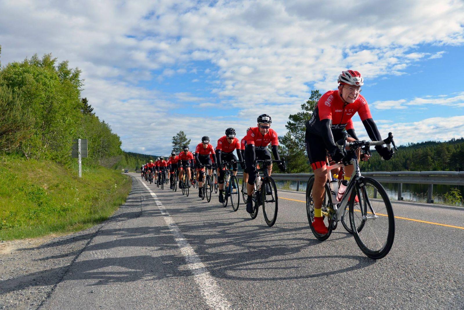 Sykkelklubb i Asker